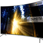 Samsung UE43KS7500 Smart 4K Ultra HD HDR 43 Curved LED TV